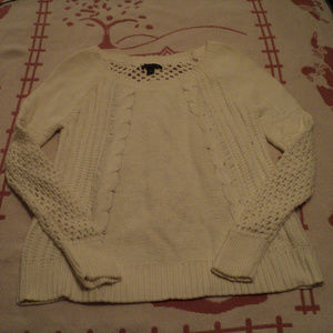 American Eagle Outfitters cable knit swaeter